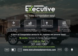 Twenty11 Portfolio - Executive Sedan Services